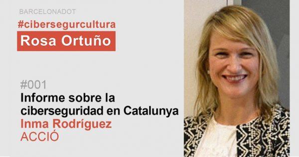 #001 Plan de ciberseguridad de Catalunya